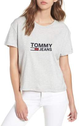 Tommy Jeans TJW Flag Logo Tee