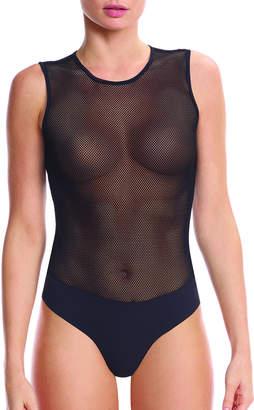 Commando Signature Fishnet Bodysuit