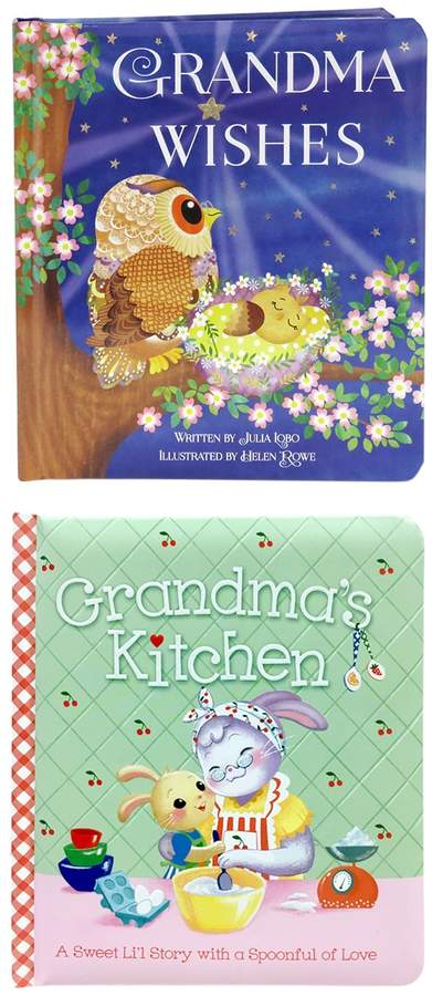 Cottage Door Press 2 Pack: Grandma Wishes & Grandma's Kitchen