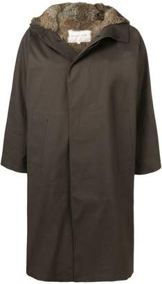 MACKINTOSH 0001 oversized trench coat