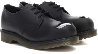 Raf Simons x Dr. Martens leather Derby shoes