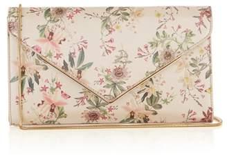 Oasis Secret Garden Envelope Clutch Bag