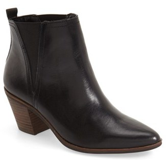 Women's Lucky Brand 'Lorry' Chelsea Boot $138.95 thestylecure.com