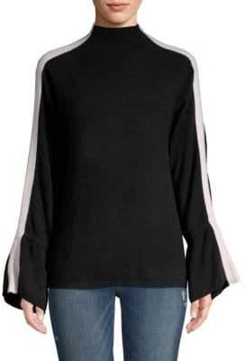 Astraea Cashmere Mock Neck Pullover