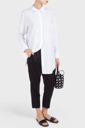 Alexander Wang Tie Sleeve Shirt