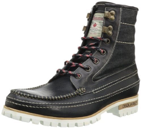 DSquared DSQUARED2 Men's Sexy Hiking Boot