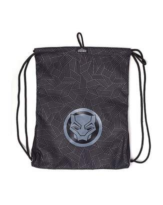 Marvel Black Panther Logo Gymbag