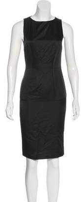 Pierre Balmain Sleeveless Knee-Length Dress