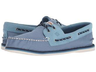 Sperry A/O 2-Eye Nautical Canvas Men's Shoes