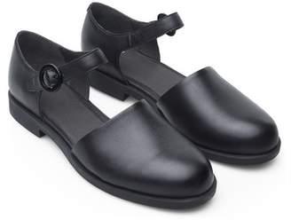 Camper Bowie Ankle Strap Loafer