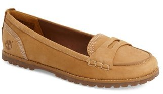 Timberland 'Joslin' Leather Loafer $109.95 thestylecure.com