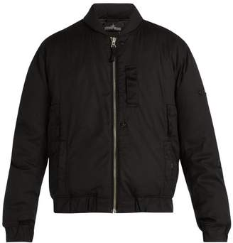 Stone Island Shadow Project - Shadow Project Down Bomber Jacket - Mens - Black