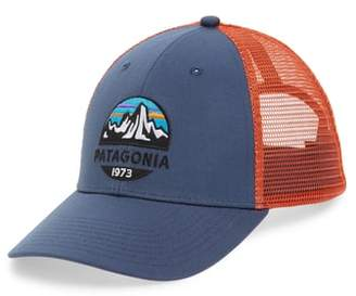 Patagonia Fitz Roy Scope Lopro Trucker Cap