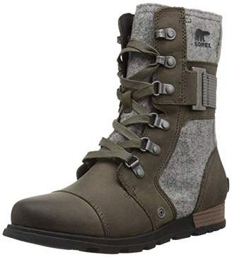 Sorel Women's Major Carly Combat Boot