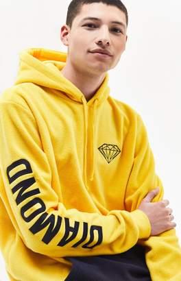 Diamond Supply Co Polar Fleece Pullover Hoodie ae7e8c64ee55