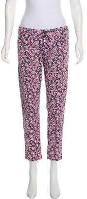 Lilly Pulitzer Printed Mid-Rise Jeans