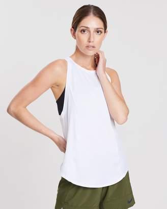Nike Woven Knit Tank