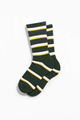 Urban Outfitters Yachting Stripe Sport Sock