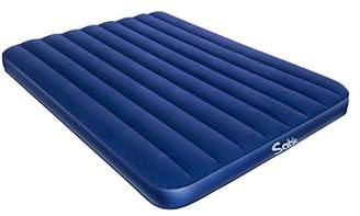 """Sable Air Mattress Inflatable Airbed Blow up Bed for Car Tent Camping Hiking Backpacking-Height 8"""""""