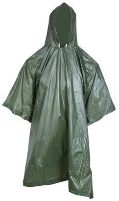 All Weather All-Weather Waterproof Poncho