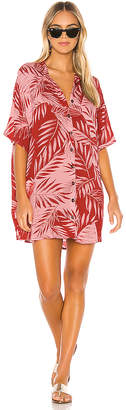 Amuse Society Shady Palms Dress