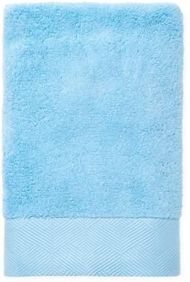 Frette Diamond Bordo Cotton Hand Towel