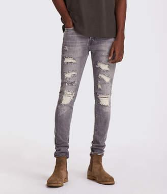 AllSaints Grays Cigarette Skinny Jeans