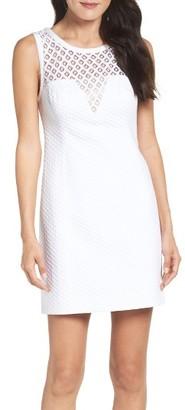 Women's Lilly Pulitzer Vandalia Sheath Dress $198 thestylecure.com