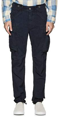 Rrl Men's Washed Cotton Cargo Pants