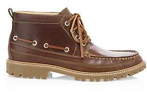 Sperry Men's Gold Cup Leather Chukka Ankle Boots