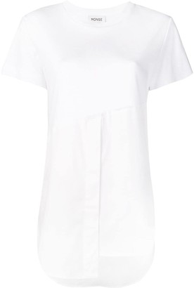 Monse asymmetric hem T-shirt