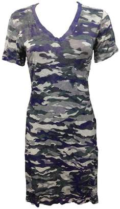 David Cline Camo Dress
