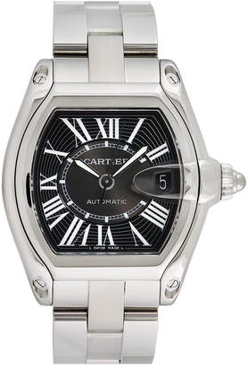 Cartier Heritage  2000S Men's Roadster Watch