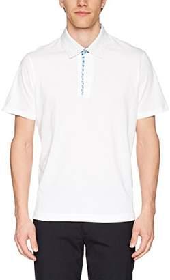 Robert Graham Men's Diego Short Sleeve Polo