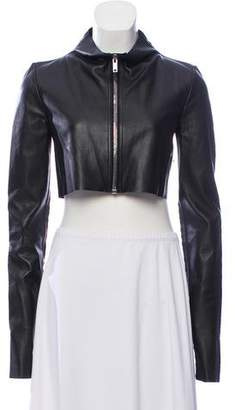 fe3e9272a Rick Owens Lilies Black Jackets For Women - ShopStyle Canada