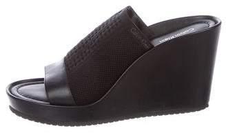 Calvin Klein Slide Wedge Sandals