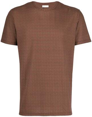 Etro geometric patterned T-shirt