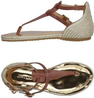 Jimmy Choo Toe strap sandals