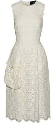 Simone Rocha Embroidered Organza Dress