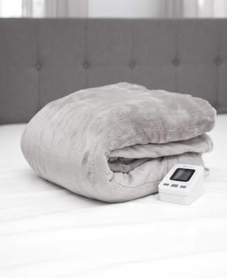 SensorPEDIC Twin Warming Blanket with Digital Controller Bedding