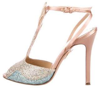 Charlotte Olympia Siren Ankle Strap Sandals