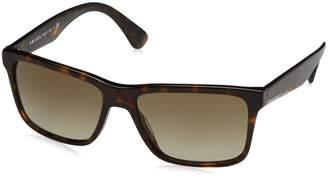 Prada PR19SS 2AU1X1 Sunglasses - Size: 59-17-145 - Color:
