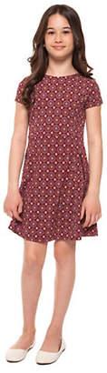 Dex Floral-Printed Dress