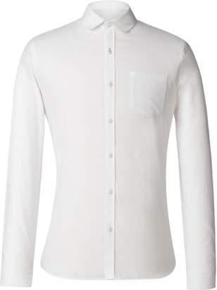 Gibson Men's White Penny Round Shirt