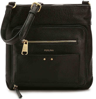 Perlina Clare Leather Crossbody Bag - Women's