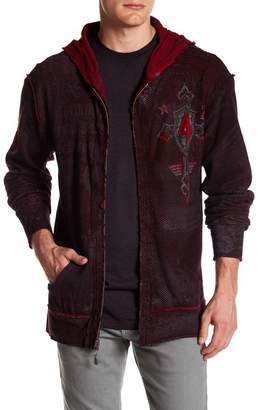 Affliction Live Fast Reversible Hoodie