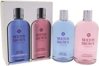 Molton Brown Inspiring Wild Indigo & Intoxicating Davana Blossom Body Wash 10oz