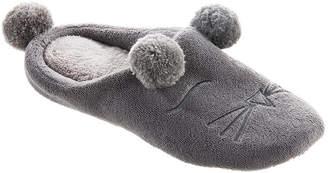 Isotoner Womens Slip-On Slippers