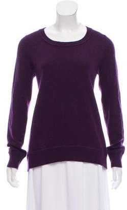 Diane von Furstenberg Cashmere High-Low Sweater