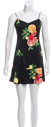 bcef1944153 Fruit Print Dress - ShopStyle
